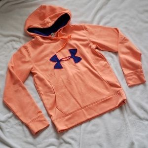 Under Armour Cold Gear pullover hoodie